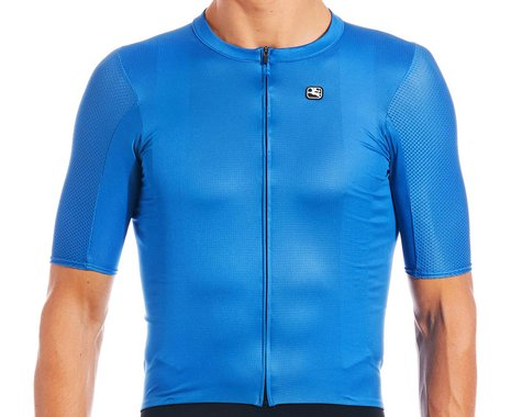 Giordana SilverLine Short Sleeve Jersey (Classic Blue) (S)