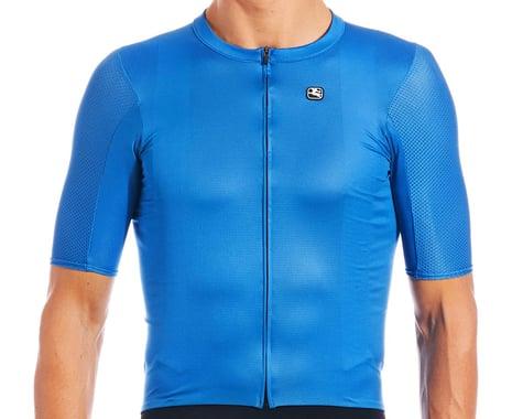 Giordana SilverLine Short Sleeve Jersey (Classic Blue) (L)