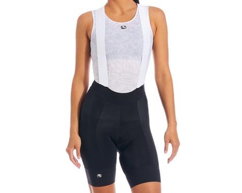 Giordana Fusion Women's Bib Shorts (Black) (S)