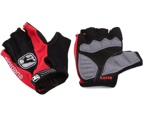 Giordana Women's Corsa Gloves (Pink) (L)