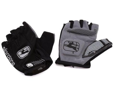 Giordana Women's Strada Gel Gloves (Black) (L)