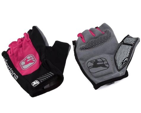 Giordana Women's Strada Gel Gloves (Pink) (XL)