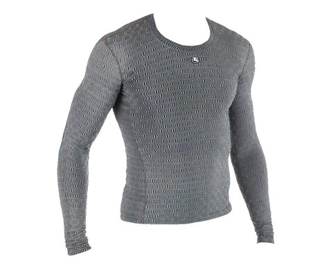 Giordana Ceramic Long Sleeve Base Layer (Grey) (S)