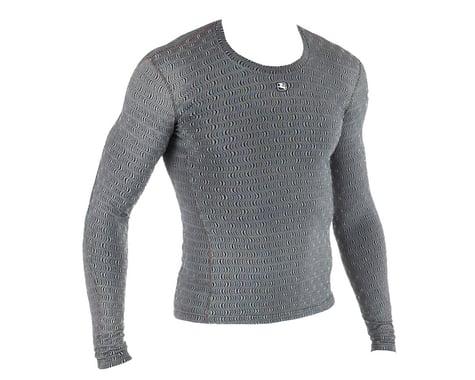 Giordana Ceramic Long Sleeve Base Layer (Grey) (XL)
