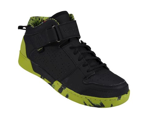 Giro Jacket Mid Special Reserve MTB Shoes (Matte Black/Green)