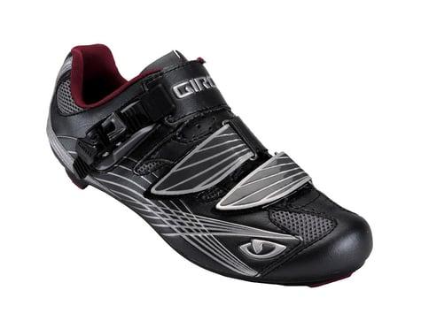 Giro Women's Solara Road Shoes - Closeout (Gunmetal/Berry) (43)