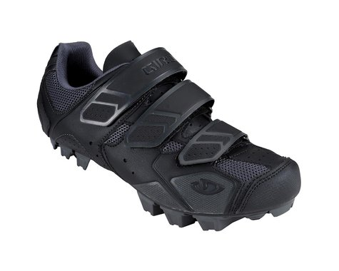 Giro Carbide Mountain Shoes - Closeout (Black/Charcoal)