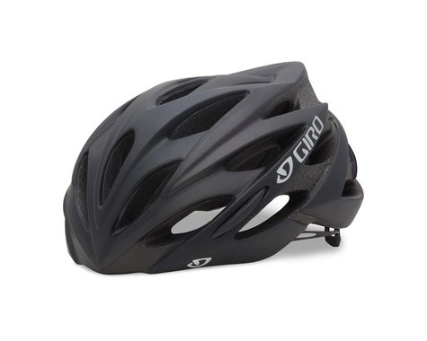 Giro Savant Road Helmet (Matte Black/Charcoal)