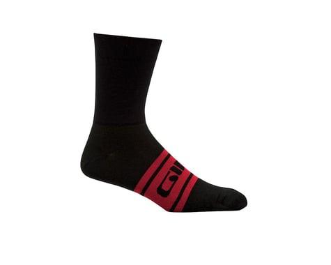Giro CoolMax Hi-Rise Socks (Black)