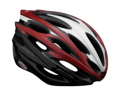 Giro Bell Lumen Road Helmet - 2014 - Closeout (White/Silver Standard Issue)