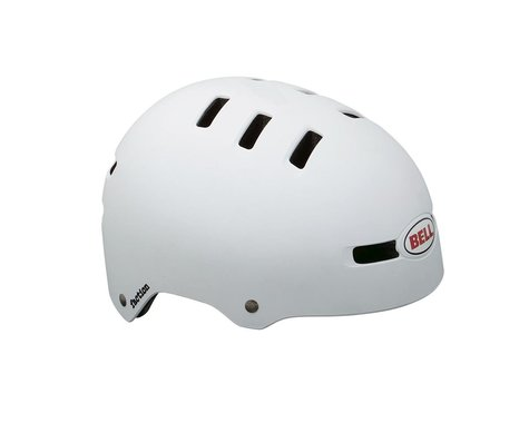 Giro Bell Faction BMX/Skate Helmet (White)