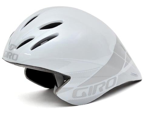 Giro Advantage 2 Aero Helmet (White/Silver)