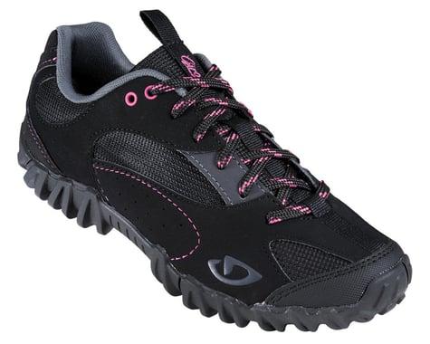 Giro Women's Petra MTB Shoes (Black) (43)