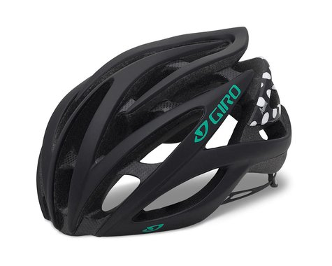 Giro Women's Amare Road Helmet (Black/White)
