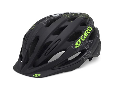 Giro Raze Youth Helmet (Black/Yellow) (One Size)