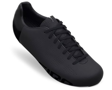 Giro Empire ACC Lace-Up High Performance Bike Shoes (Black/Black)