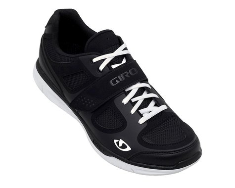 Giro Grynd Men's Cycling Shoes (Black/White)