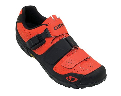 Giro Terraduro Mountain Shoes (Red/Black)