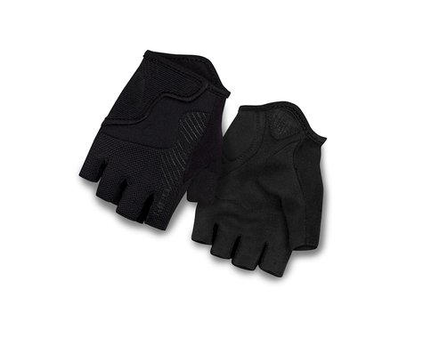 Giro Bravo Jr Gloves (Black) (M)