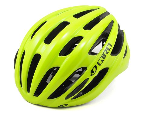 Giro Foray Road Helmet (Highlight Yellow)
