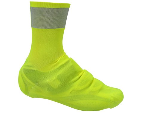 Giro Knit Shoe Covers (Yellow) (L)