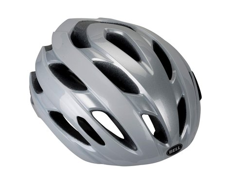 Giro Bell Event Road Sport Helmet (White Silver)