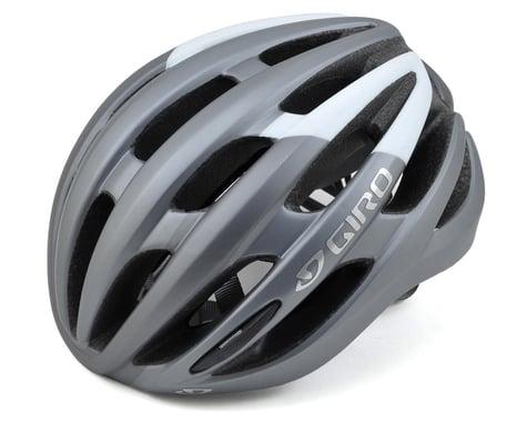 Giro Foray Road Helmet (Matte Titanium/White) (S)