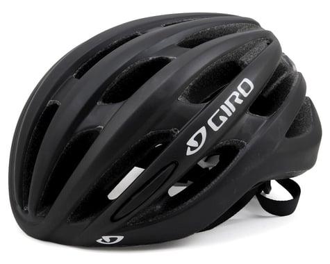 Giro Saga Women's Road Helmet (Matte Black/White)