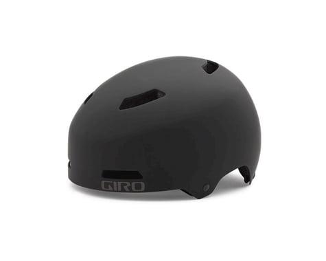 Giro Quarter BMX/Skate Helmet 2018 (Matte Black)