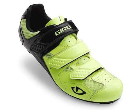 Giro Treble II Bike Shoes (Hi Yellow/Matte Black)
