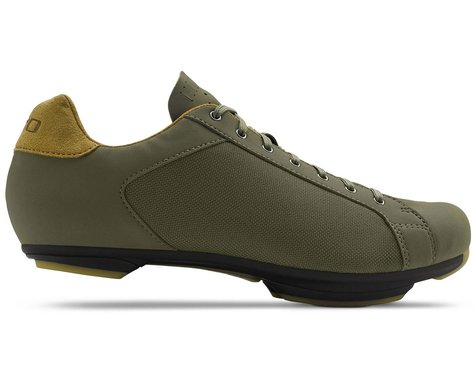 Giro Republic Road Bike Shoe (Army Green/Gum) (46)