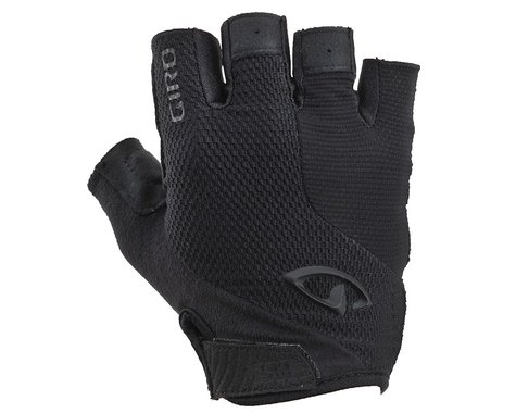 Giro Strade Dure Supergel Short Finger Gloves (Black) (M)
