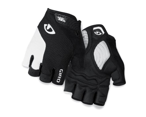 Giro Strade Dure Supergel Short Finger Bike Gloves (White/Black) (2XL)