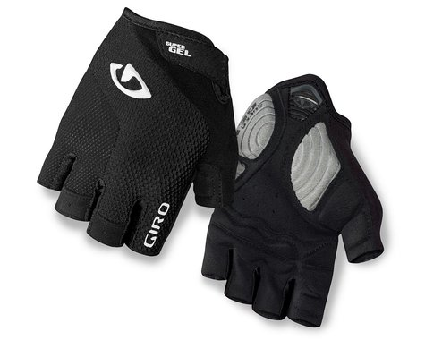 Giro Women's Strada Massa Supergel Gloves (Black) (S)