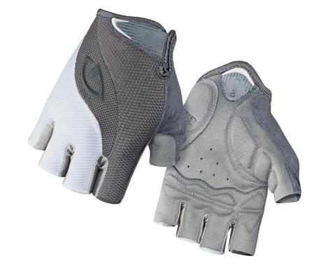 Giro Tessa Gel Women's Cycling Gloves (White/Titanium)