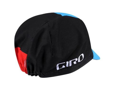 Giro Classic Cotton Cap (Black/Blue) (One Size)