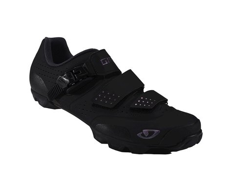 Giro Women's Manta R Mountain Shoes (Black)