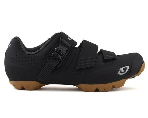 Giro Privateer R Mountain Bike Shoe (Black/Gum) (40.5)