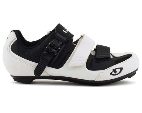 Giro Apeckx II Road Shoes (White/Black) (39)