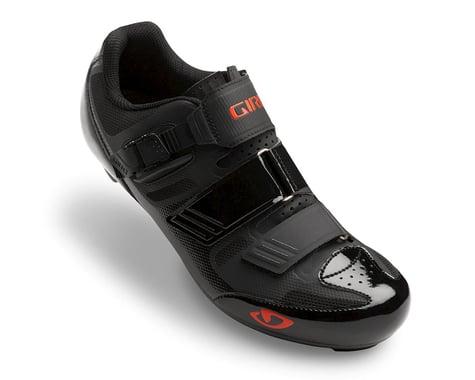 Giro Apeckx II HV Road Shoes (Black/Bright Red) (47 HV)