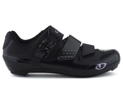 Giro Women's Solara II Road Shoes (Black) (37)