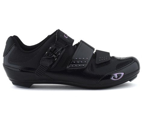 Giro Women's Solara II Road Shoes (Black) (38)