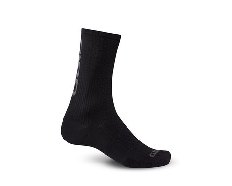 Giro HRc Team Socks (Black/Dark Shadow) (S)