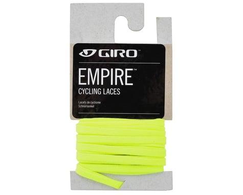 "Giro Empire Laces (Highlight Yellow) (56""/142cm)"