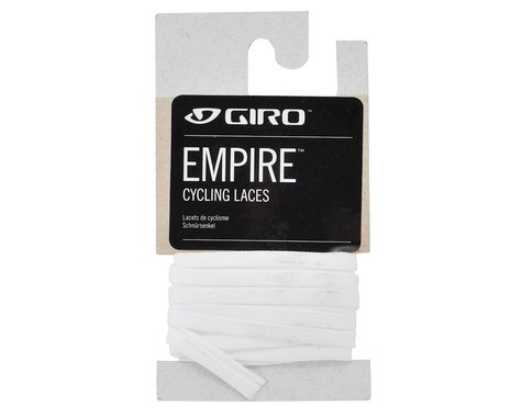 "Giro Empire Laces (White) (54""/137cm)"