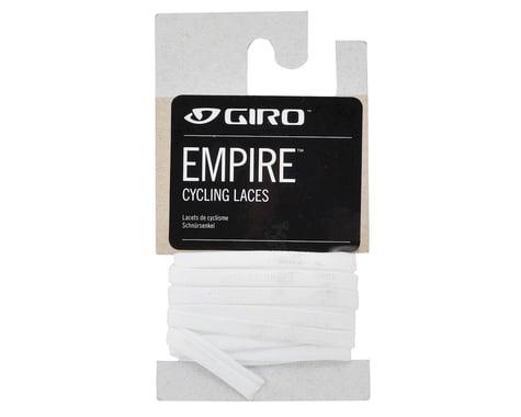 "Giro Empire Laces (White) (56""/142cm)"