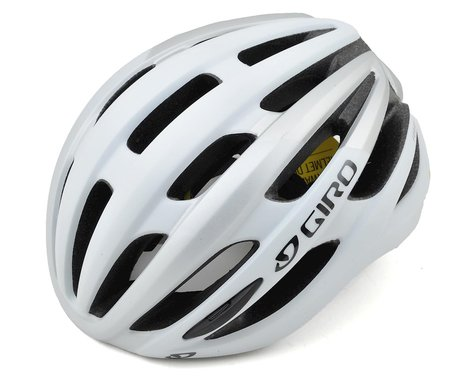Giro Foray MIPS Road Helmet (Matte White/Silver)