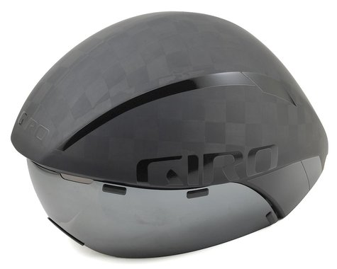 Giro Aerohead Ultimate MIPS Racing Helmet (Matte/Gloss Black)