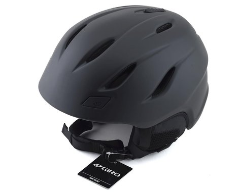 Giro TimberWolf Winter Helmet (Matte Black) (M)