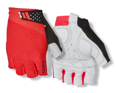 Giro Monaco II Gel Bike Gloves (Bright Red) (M)